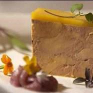 Terrine de foie gras frais au Sainte-Croix-du-Mont
