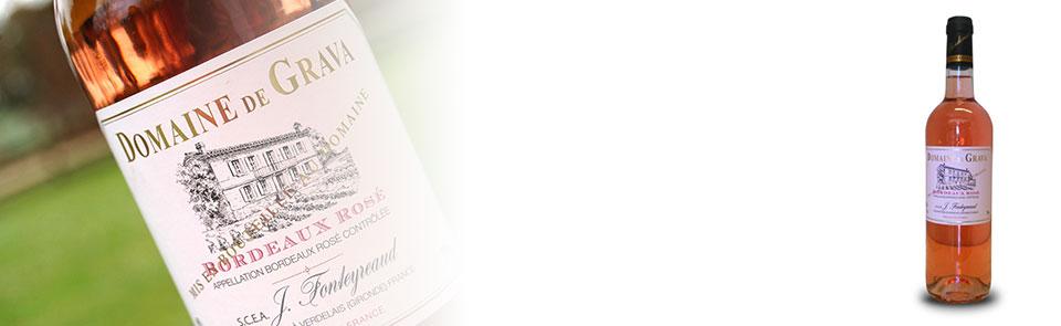 Domaine de Grava Bordeaux Rosé